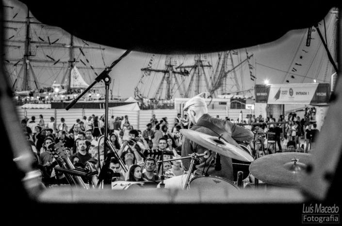 Tall Ships Lisbon Frankie Chavez