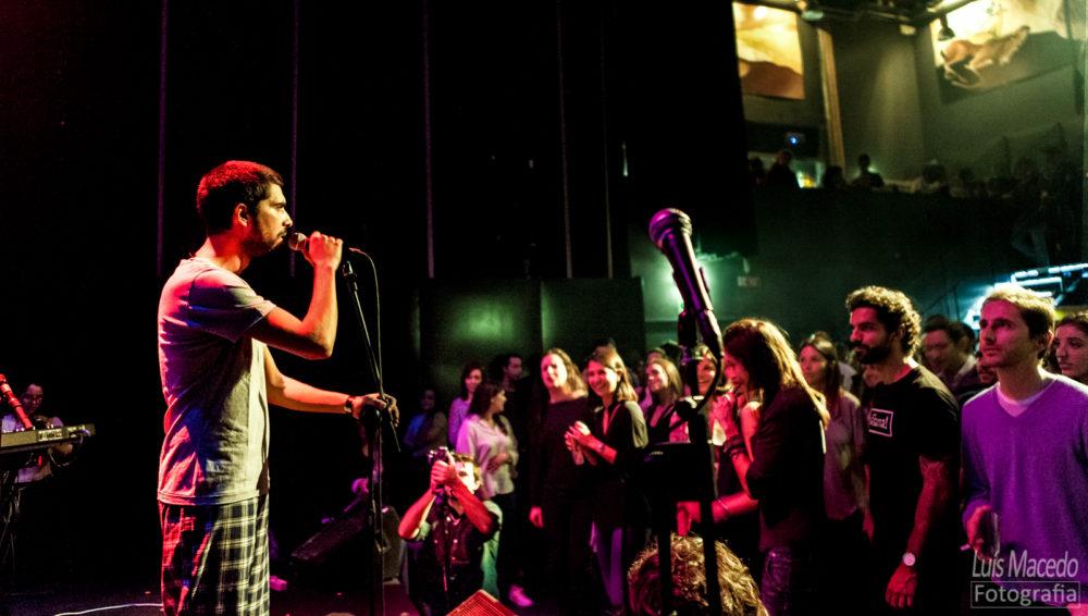 Fotografia Lisboa Portugal azafama bairro banda concerto espetaculo festa fotografo evento live Macedo musica