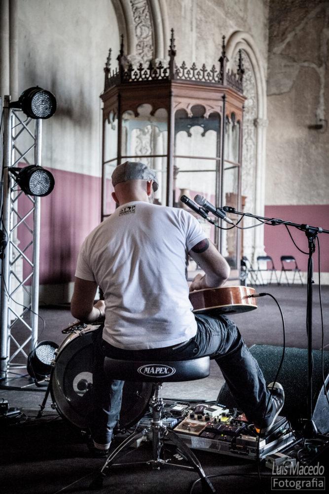 Frankie Chavez Lisboa Macedo Portugal banda belem concerto musica rock fotografo fotografia