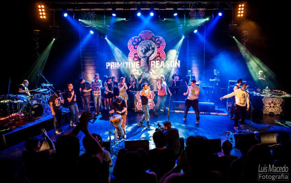 Fotografia Portugal Power People primitive reason banda celebration concerto musica banda