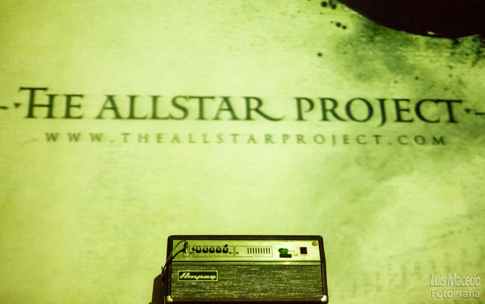 allstar project Lisboa banda concerto fotografia musica musicbox alternativa post rock