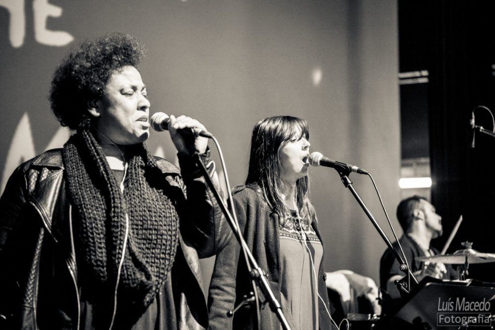 Olga Cadaval Dirty Black Mamba Little Brother Concerto Reportagem fotografia musica