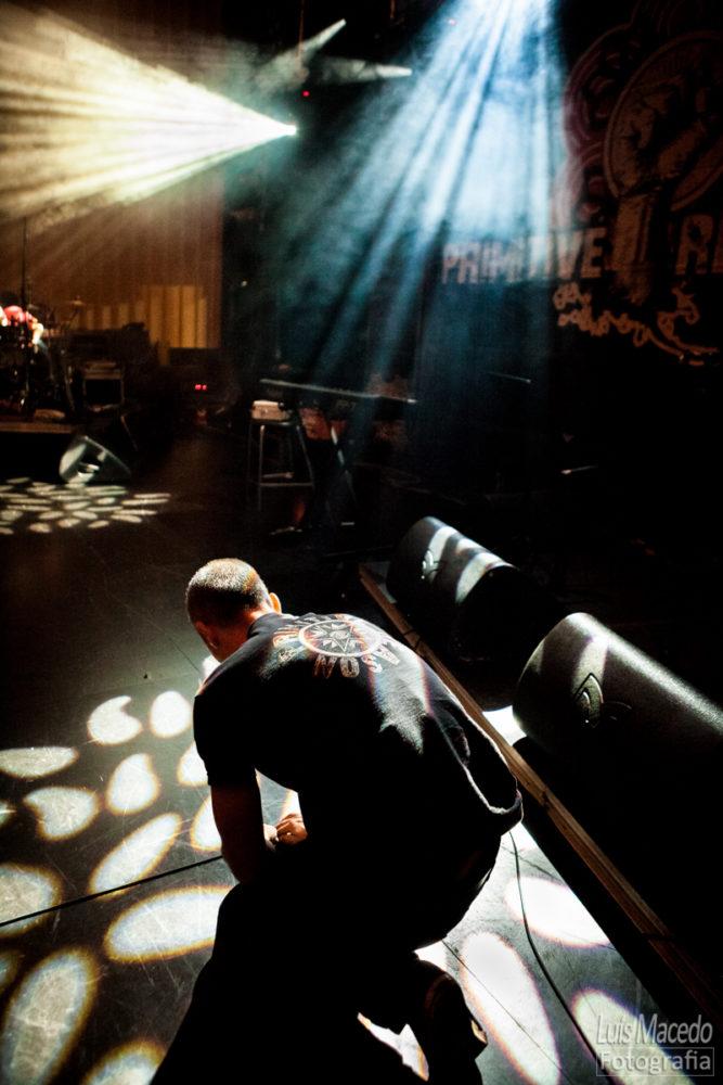 soundcheck Primitive Reason Celebration Concerto 20 Anos Reportagem fotografia