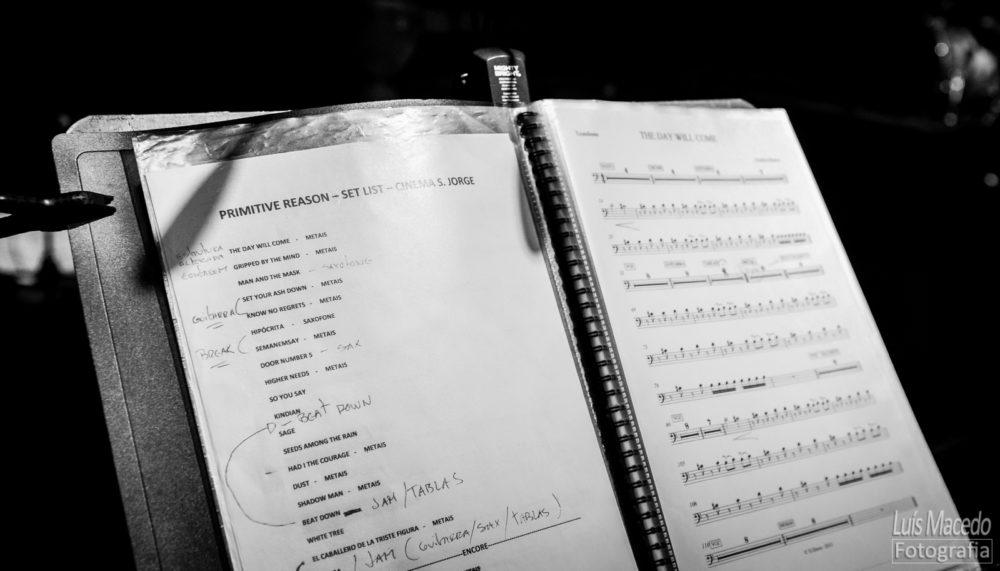 bastidores Primitive Reason Celebration Concerto 20 Anos Reportagem fotografia