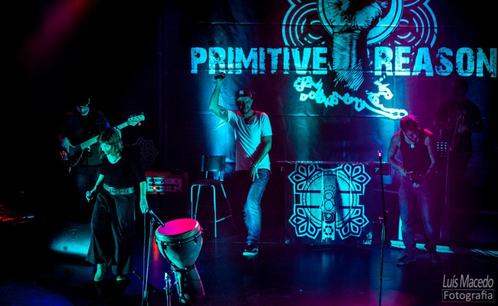 Primitive Reason Celebration Concerto 20 Anos Reportagem fotografia