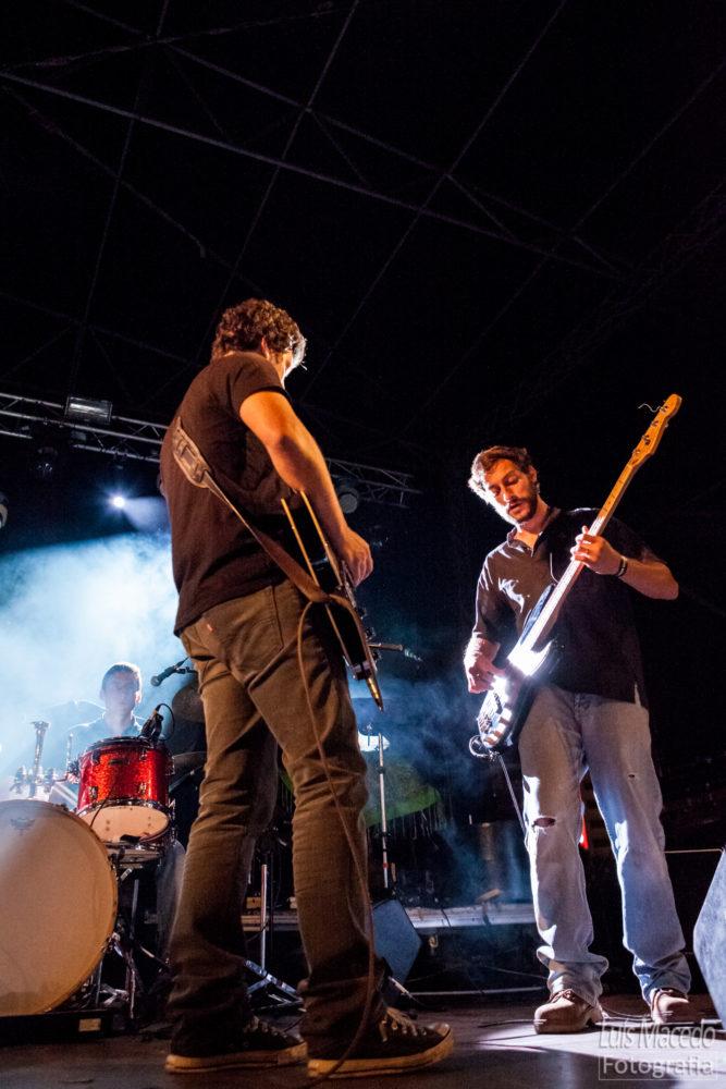 Tresporcento Reportagem Fotografia Tresporcento Festival Nova Musica concerto banda fotografo banda