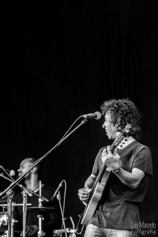 Concerto Dino Santiago Festival Sol Caparica Cabo Verde Morna