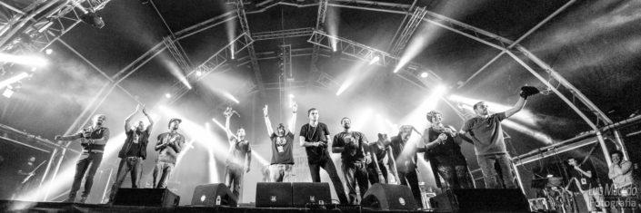 Richie Campbell Reportagem concerto festival sol caparica musica reggae