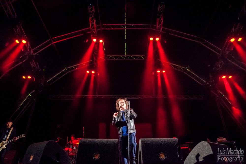 Reportagem fotografia banda rock uhf manuel ribeiro festival caparica musica