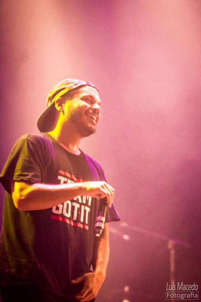 agir festival caparica concerto hip hop musica