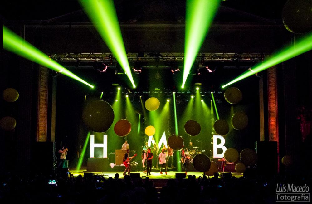 hmb concerto tivoli digressao sente soul r&b musica