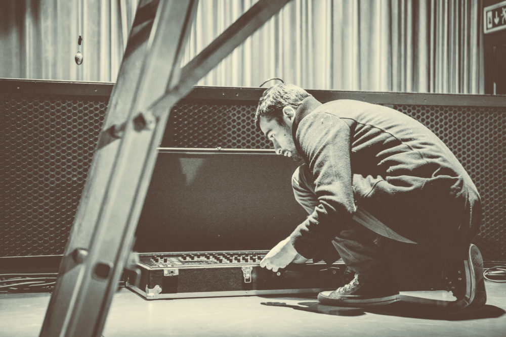 all access peixe aviao peso morto lux concerto bastidores reportagem musica