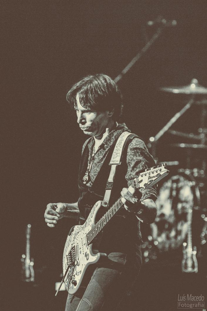 steve vai fotografia musica passion warfare aniversario concerto guitarra
