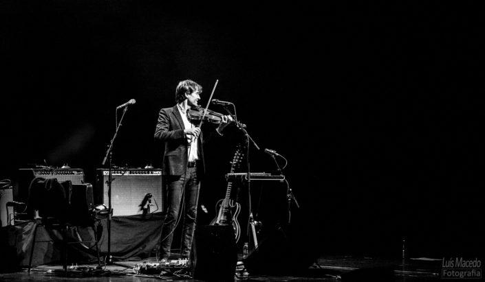 evening with andrew bird concerto fotografia violino assobio ccb