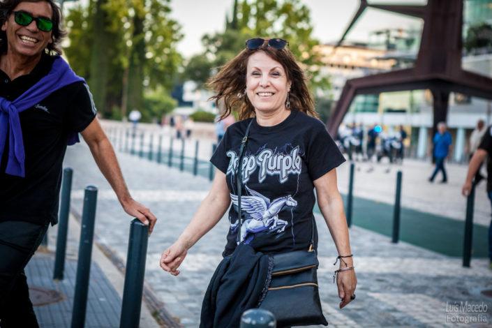Deep Purple Reportagem Fotografia musica rock long goodbye tour lisboa