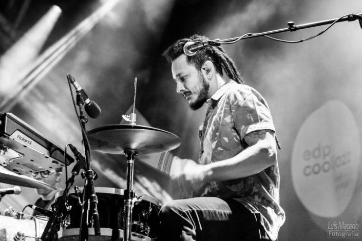 drums gadu edp cool jazz festival oeiras fotografia live brasil