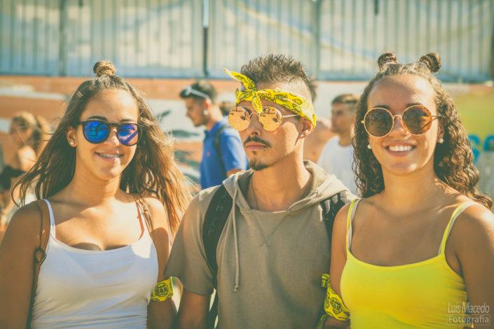 festival sol caparica verao musica praia concerto ambiente publico