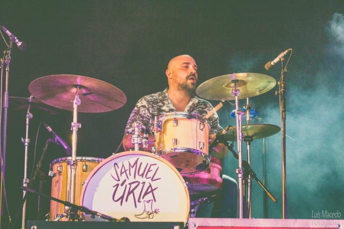 baterista bateria uria festival sol caparica musica fotografia concerto carga ombro