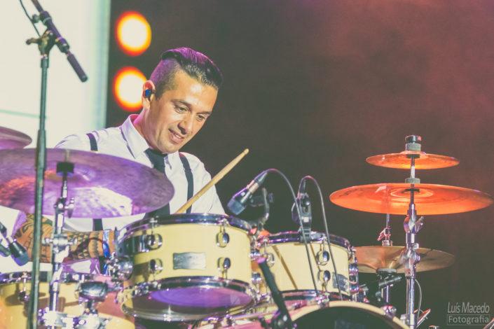 drums bateria damasio africa festival sol caparica musica concerto fotografia