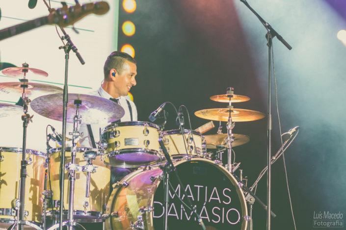 drums damasio africa festival sol caparica musica concerto fotografia